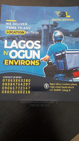 Dispatch Rider wanted | Logistics & Transportation Jobs for sale in Lagos State, Abule Egba