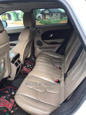 Land Rover Range Rover Evoque 2013 Pure Plus AWD White | Cars for sale in Delta State, Warri