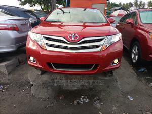 Toyota Venza 2010 V6 AWD Red | Cars for sale in Lagos State, Apapa