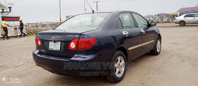 Archive: Toyota Corolla 2004 1.4 Blue