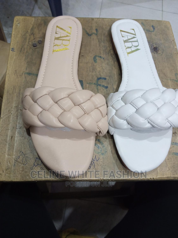 Zara Slippers