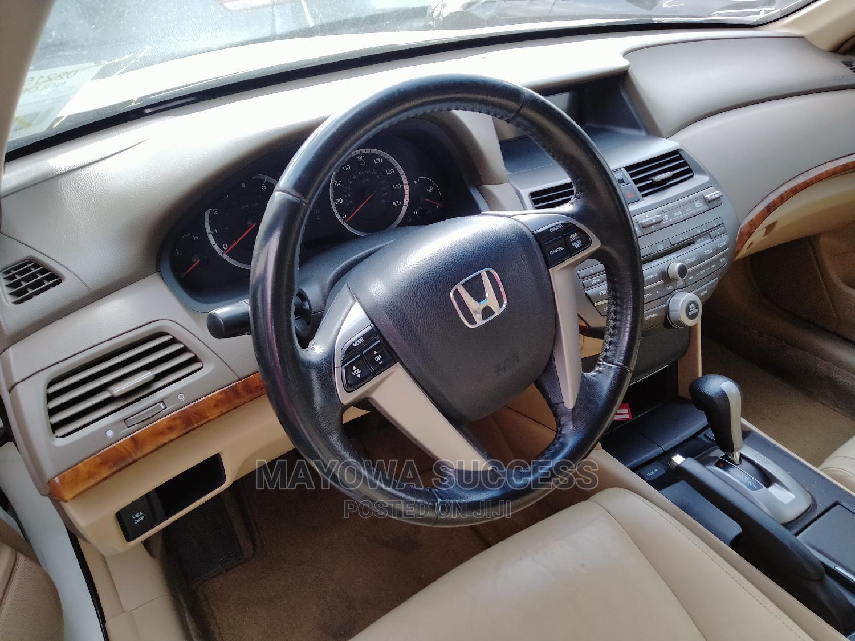Archive: Honda Accord 2008 2.4 EX Automatic White