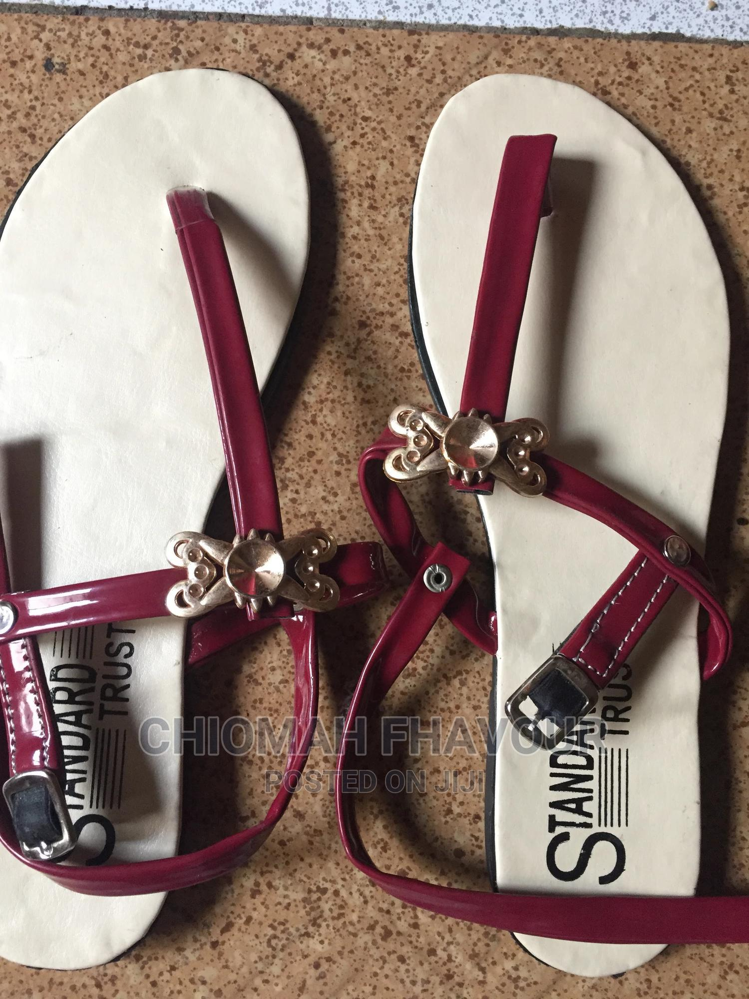 Female Fashion Sandals   Shoes for sale in Yaba, Lagos State, Nigeria