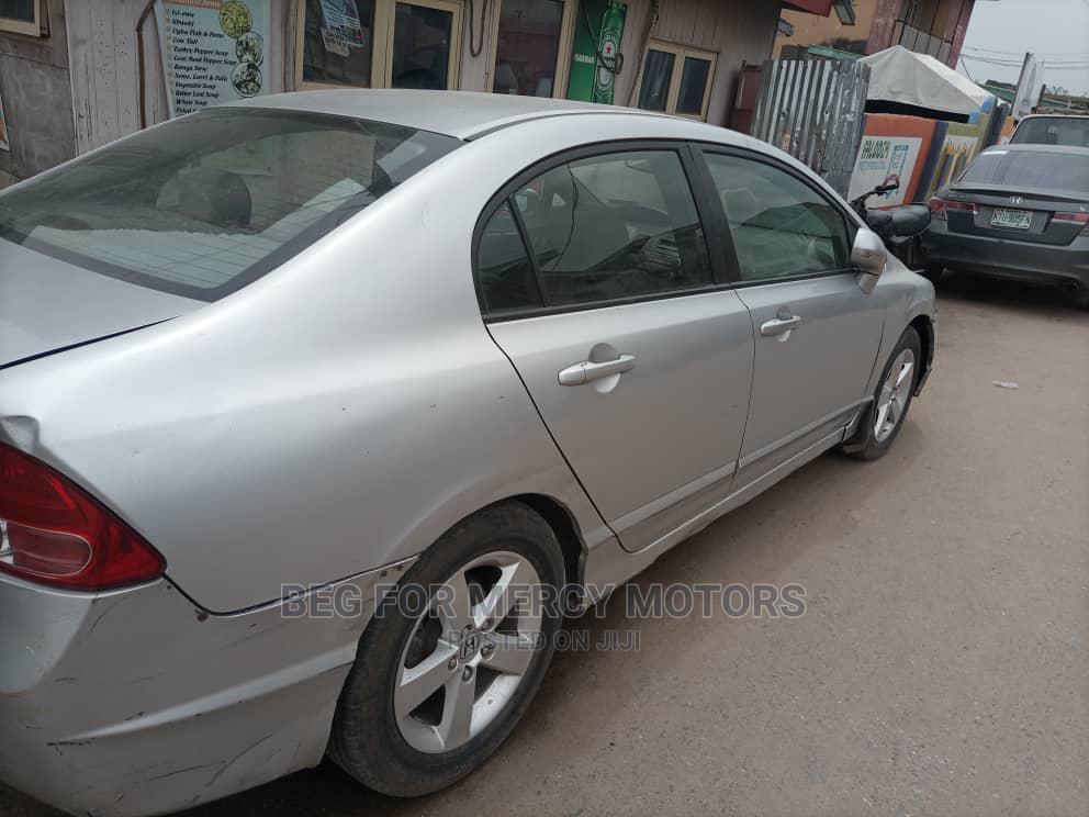 Archive: Honda Civic 2008 1.8 EX Silver