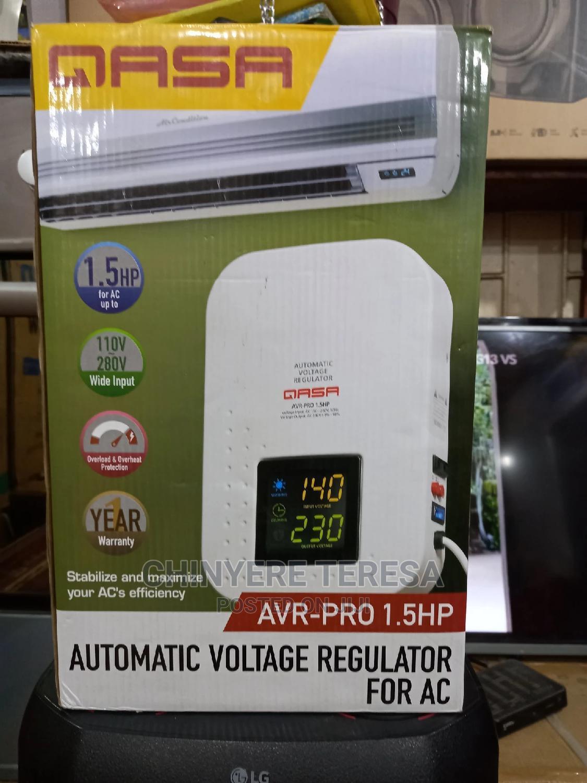 Qasq Automatic Voltage Regulator AC
