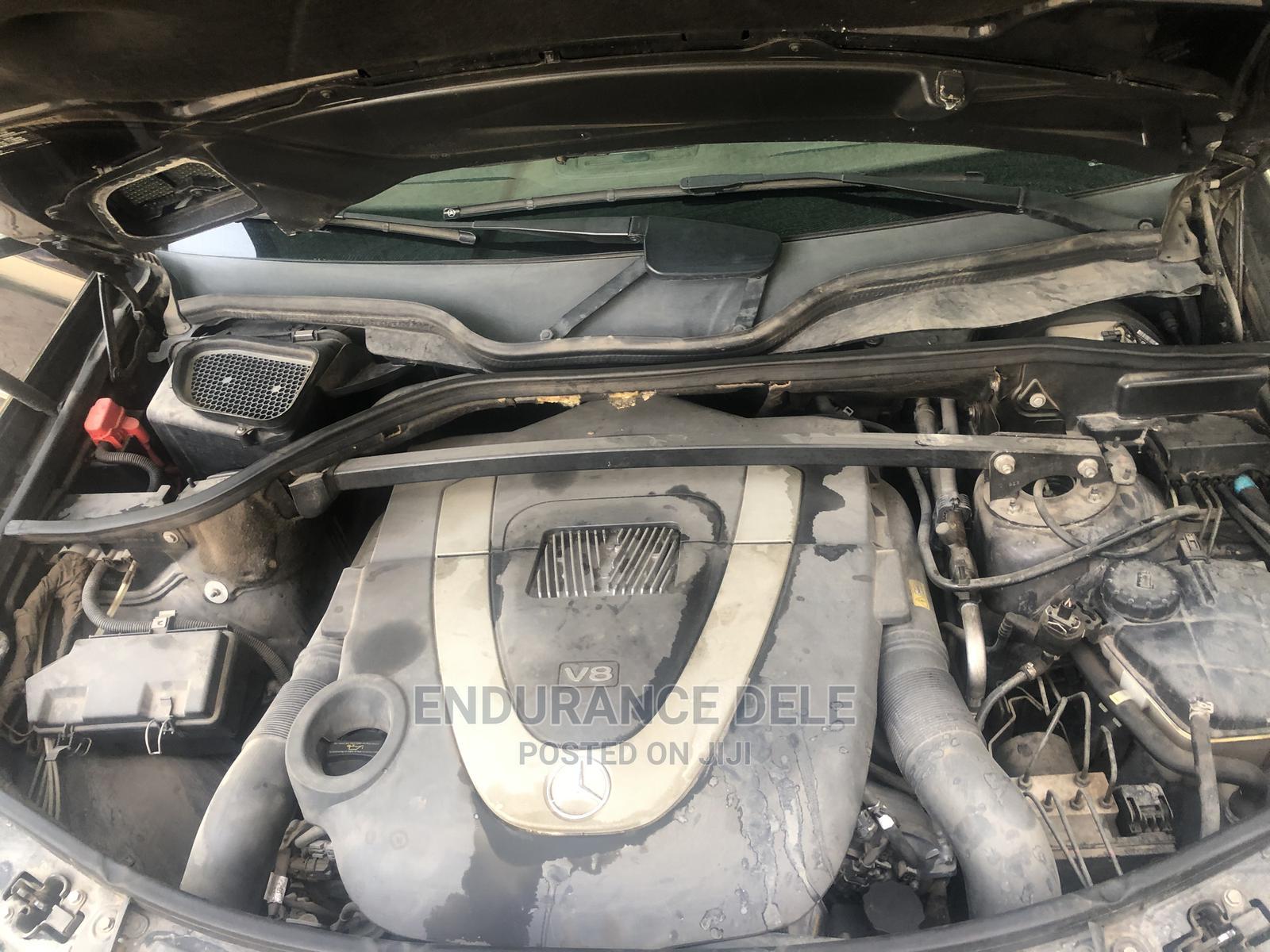 Archive: Mercedes-Benz GL Class 2008 GL 450 Black