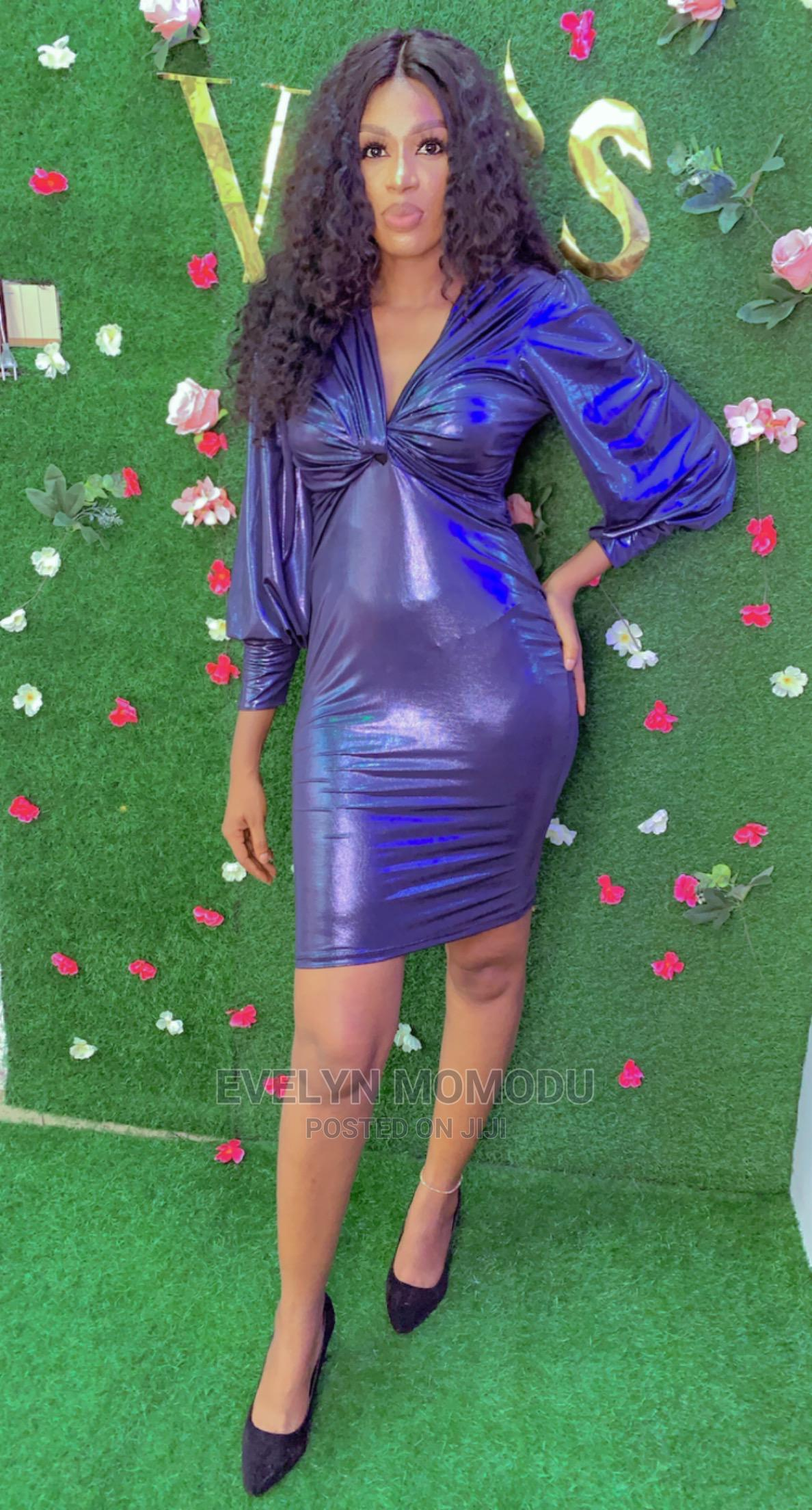 Pretty Blues Magical Dress | Clothing for sale in Port-Harcourt, Rivers State, Nigeria