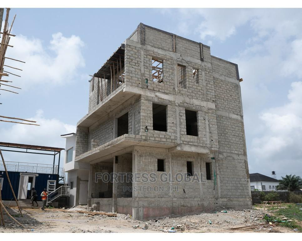 House for Sale, Luxury 3 Bedroom Semi Detached With BQ.Lekki | Houses & Apartments For Sale for sale in Lekki, Lagos State, Nigeria