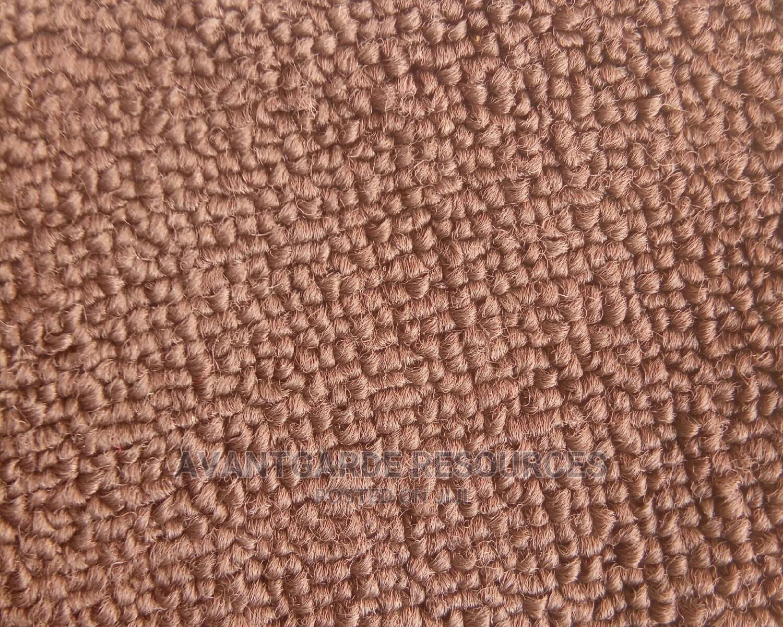 Chocolate Brown Rugs at Apapa