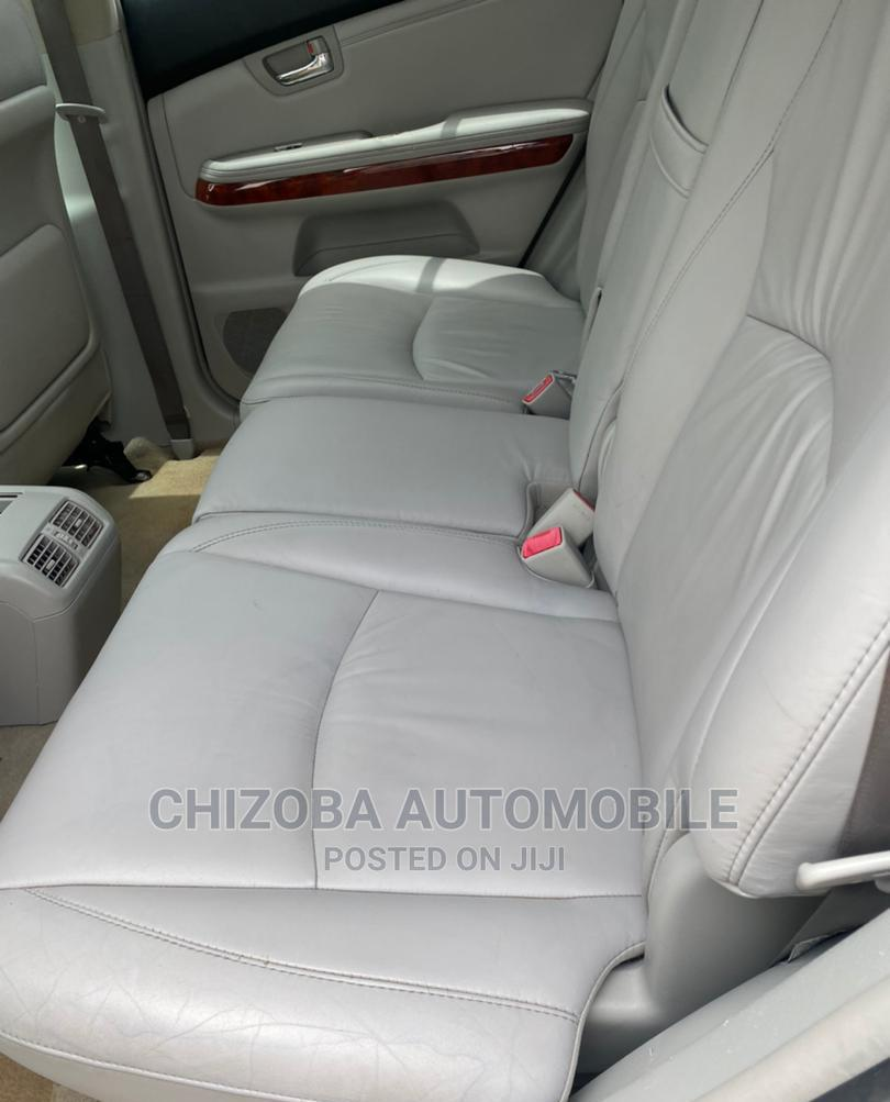 Lexus RX 2005 330 Silver   Cars for sale in Ikeja, Lagos State, Nigeria