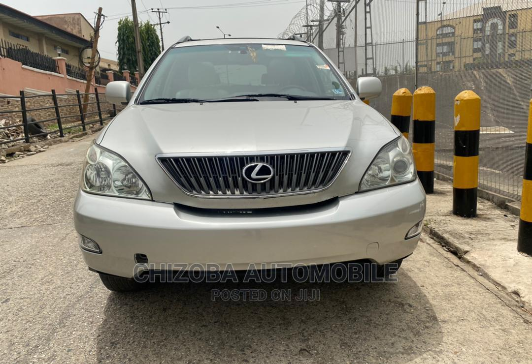 Lexus RX 2005 330 Silver | Cars for sale in Ikeja, Lagos State, Nigeria