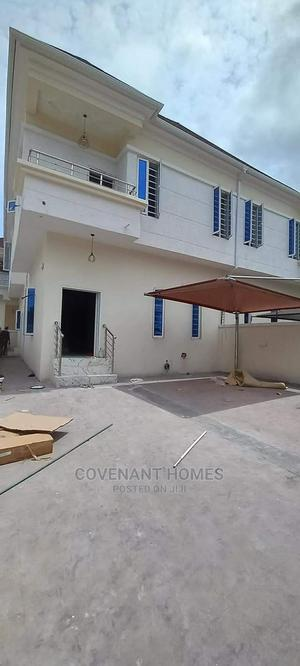4 Bedroom Semi-Detached Duplex | Houses & Apartments For Sale for sale in Ajah, Off Lekki-Epe Expressway