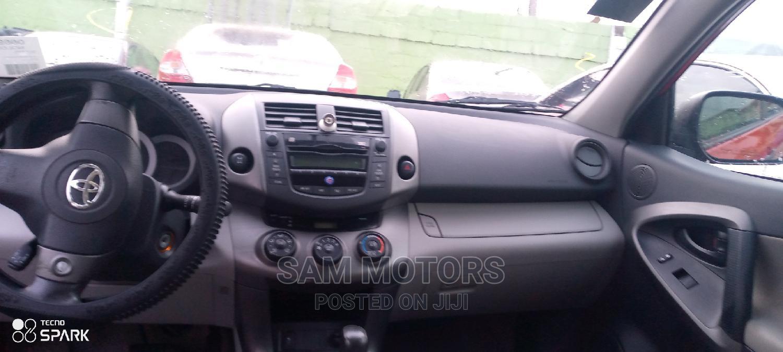 Archive: Toyota RAV4 2010 Red