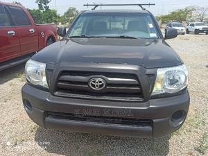 Toyota Tacoma 2010 Access Cab Automatic Black | Cars for sale in Abuja (FCT) State, Jabi