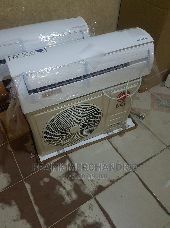 LG Air Conditioner 1.5hp Split Unit 100%Copper INVERTER