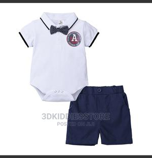 Baby Romper With Short | Children's Clothing for sale in Lagos State, Ibeju