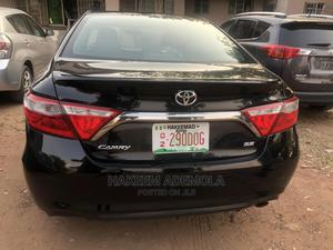 Toyota Camry 2016 Black | Cars for sale in Lagos State, Ojodu