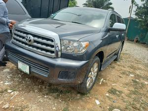 Toyota Sequoia 2010 Gray   Cars for sale in Lagos State, Ikeja