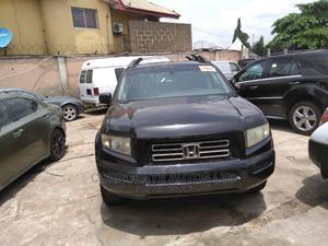 Honda Ridgeline 2007 Black | Cars for sale in Lagos State, Ojodu