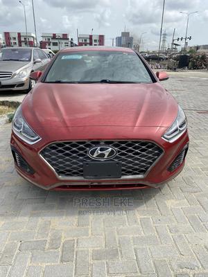 Hyundai Sonata 2017 Red | Cars for sale in Lagos State, Lekki