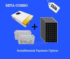 3.5kva Hybrid Inverter Combo   Solar Energy for sale in Lagos State, Victoria Island
