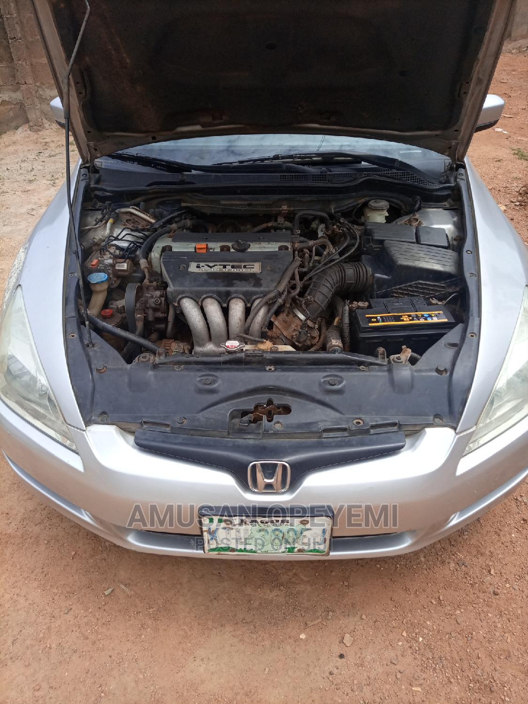 Archive: Honda Accord 2004 Coupe EX Silver