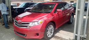 Toyota Venza 2014 Red | Cars for sale in Lagos State, Ikeja