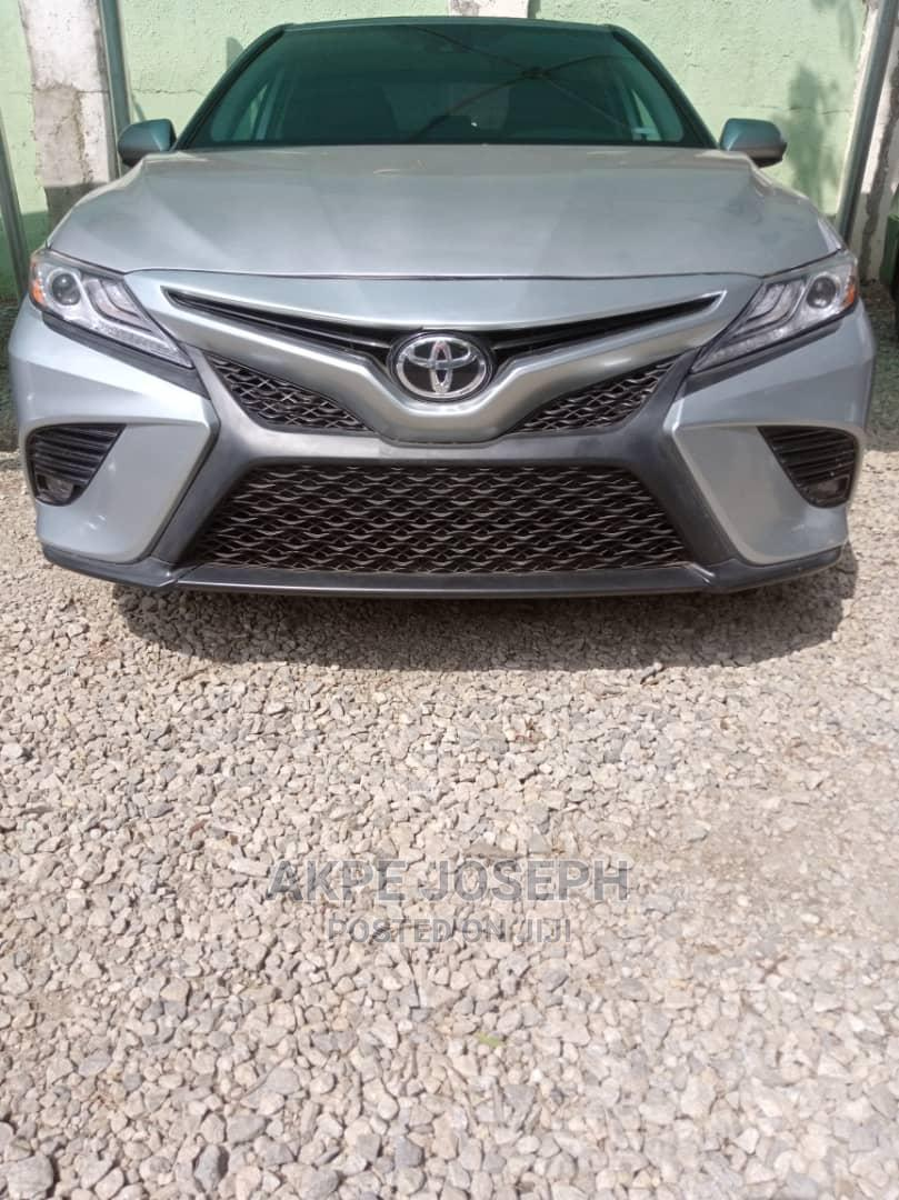 New Toyota Camry 2020 Silver