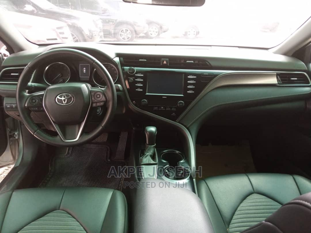 New Toyota Camry 2020 Silver   Cars for sale in Central Business Dis, Abuja (FCT) State, Nigeria
