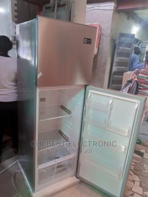 Midea Double Door Refrigerator 333litt | Kitchen Appliances for sale in Lagos State, Magodo