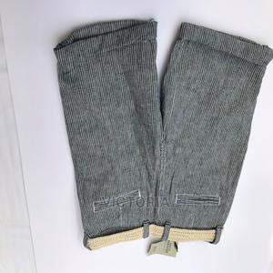 Primark Boys Strips Coton Linen Short With Belt | Children's Clothing for sale in Abuja (FCT) State, Kubwa