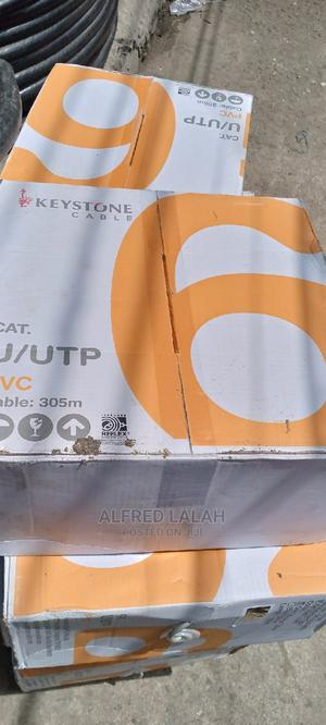 Keystone Cat6 Cable   Electrical Equipment for sale in Lagos State, Lagos Island (Eko)