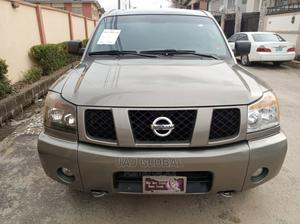 Nissan Titan 2006 Gray | Cars for sale in Lagos State, Ikeja