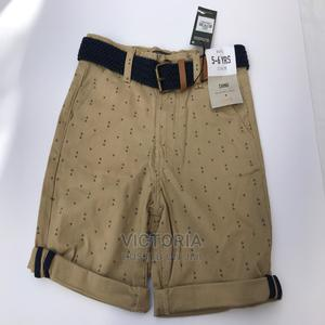 Primark Boys Short With Belt-direct From Uk-various Sizes | Children's Clothing for sale in Abuja (FCT) State, Kubwa