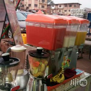 Juice Dispencer 3mouth | Restaurant & Catering Equipment for sale in Lagos State, Ojo