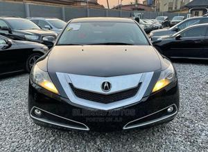 Acura ZDX 2013 Base AWD Black   Cars for sale in Lagos State, Ogba
