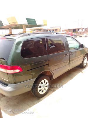 Toyota Sienna 2002 CE Green | Cars for sale in Osun State, Osogbo