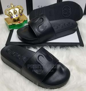 Gucci Fashion Slides   Shoes for sale in Lagos State, Ifako-Ijaiye