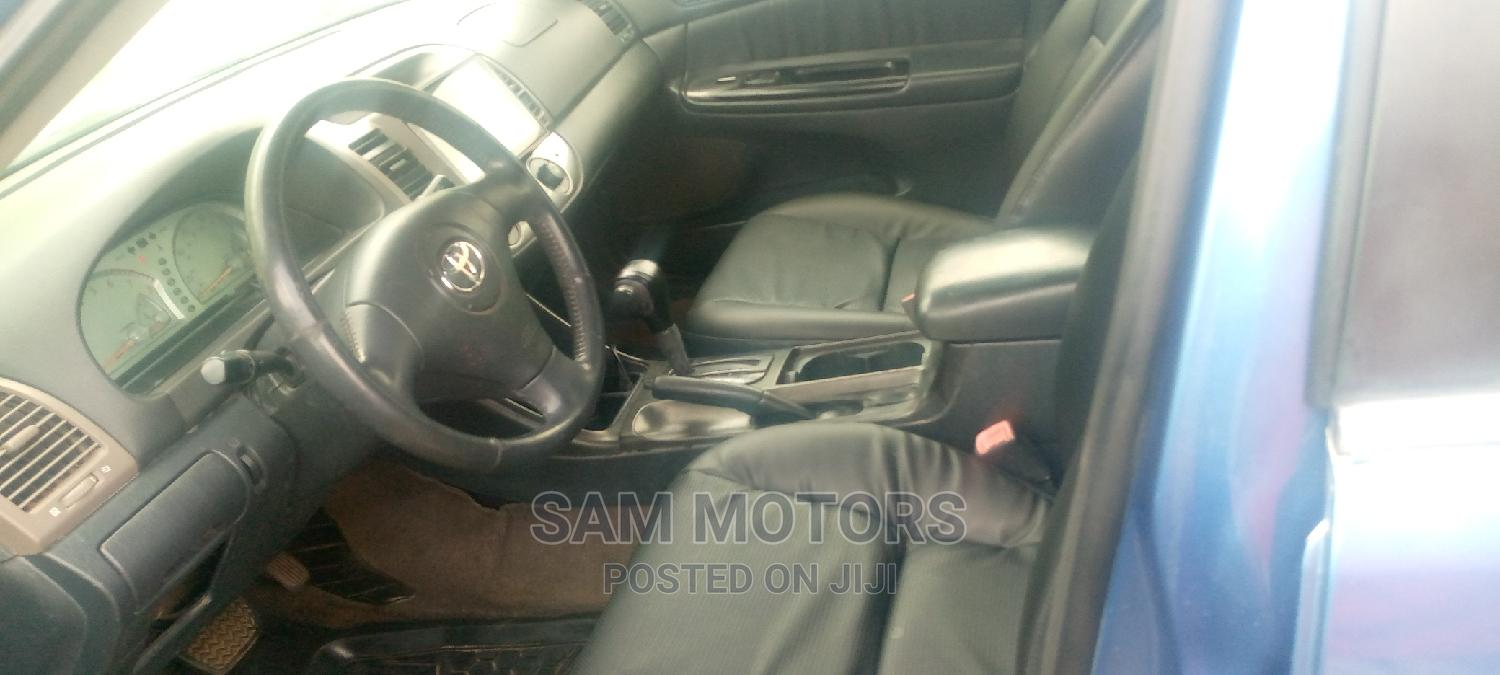 Toyota Camry 2003 Blue | Cars for sale in Agege, Lagos State, Nigeria