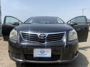Toyota Avensis 2010 Black | Cars for sale in Kwara State, Ilorin South