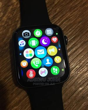 W56 Smart Watch Series 6 Apple Watch Pro Copy | Smart Watches & Trackers for sale in Plateau State, Jos