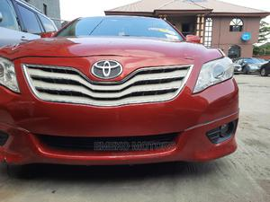 Toyota Camry 2010 Red   Cars for sale in Lagos State, Amuwo-Odofin