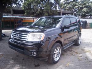 Honda Pilot 2013 EX 4dr SUV (3.5L 6cyl 5A) Black   Cars for sale in Lagos State, Amuwo-Odofin