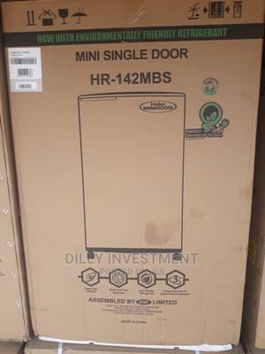 Hr- 142mbs Haier Thermocool Table Top Refrigerator | Kitchen Appliances for sale in Abuja (FCT) State, Wuse