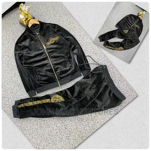 New Quality Gucci Hoodies Top With Trousers | Clothing for sale in Lagos State, Ikeja