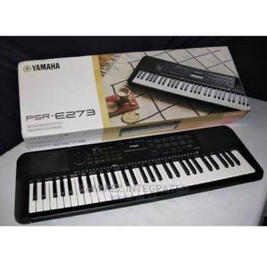 Yamaha PSR-E273 Piano With Adaptor. | Audio & Music Equipment for sale in Lagos State, Ojo