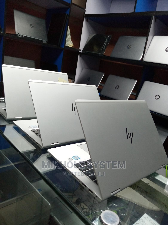 Archive: Laptop HP EliteBook X360 1030 G2 8GB Intel Core i5 SSD 256GB