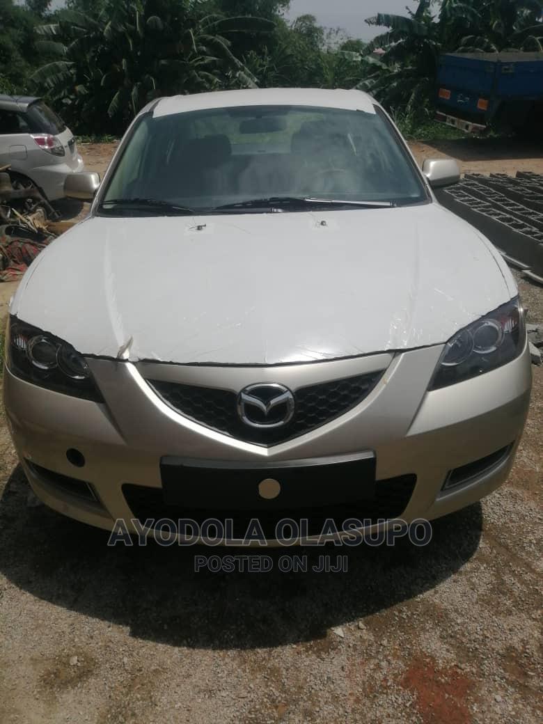 Mazda 3 2008 2.0 Individual Silver