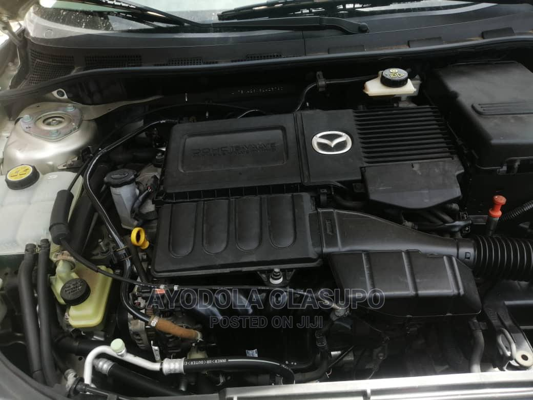 Mazda 3 2008 2.0 Individual Silver | Cars for sale in Alimosho, Lagos State, Nigeria