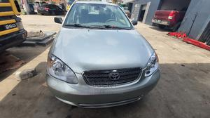 Toyota Corolla 2003 Sedan Silver | Cars for sale in Lagos State, Alimosho